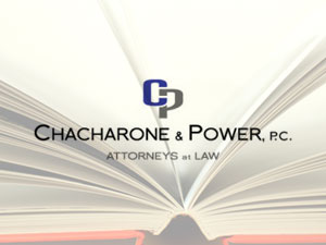 Corporate Identity for Chacharone & Power, P.C.