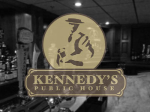 Kennedy's Public House Identity & Website