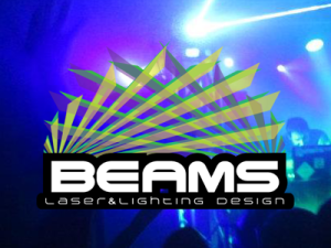 Beams Laser & Lighting Design Website