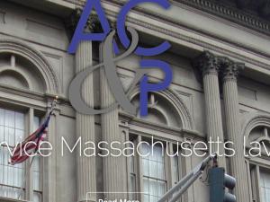 Aitken, Chacharone & Power Legal Firm Identity & Web Presence